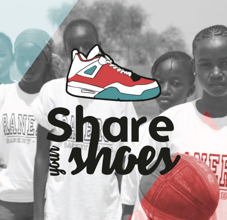 Share Your Shoes Delemotion