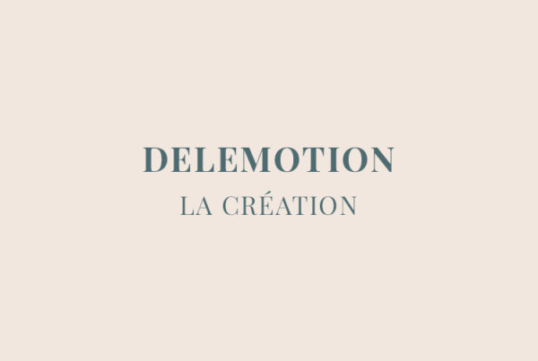 Delemotion la creation