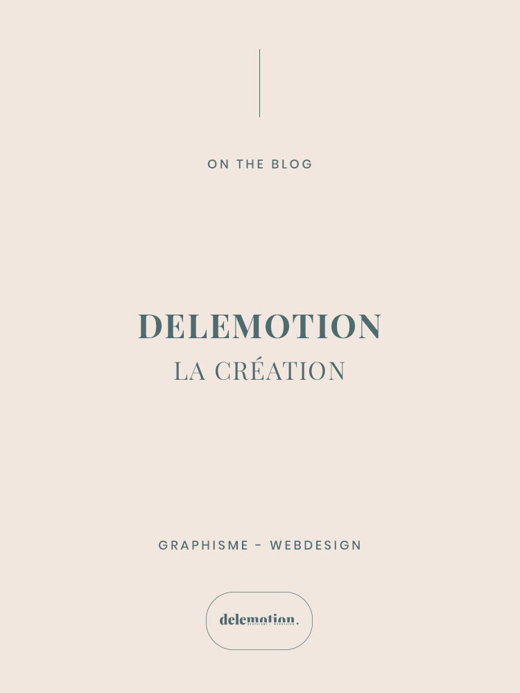 Delemotion la creation
