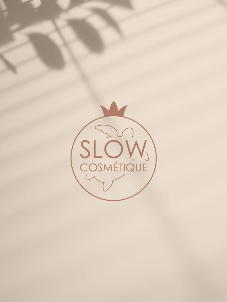 Slow Cosmétique Logotype