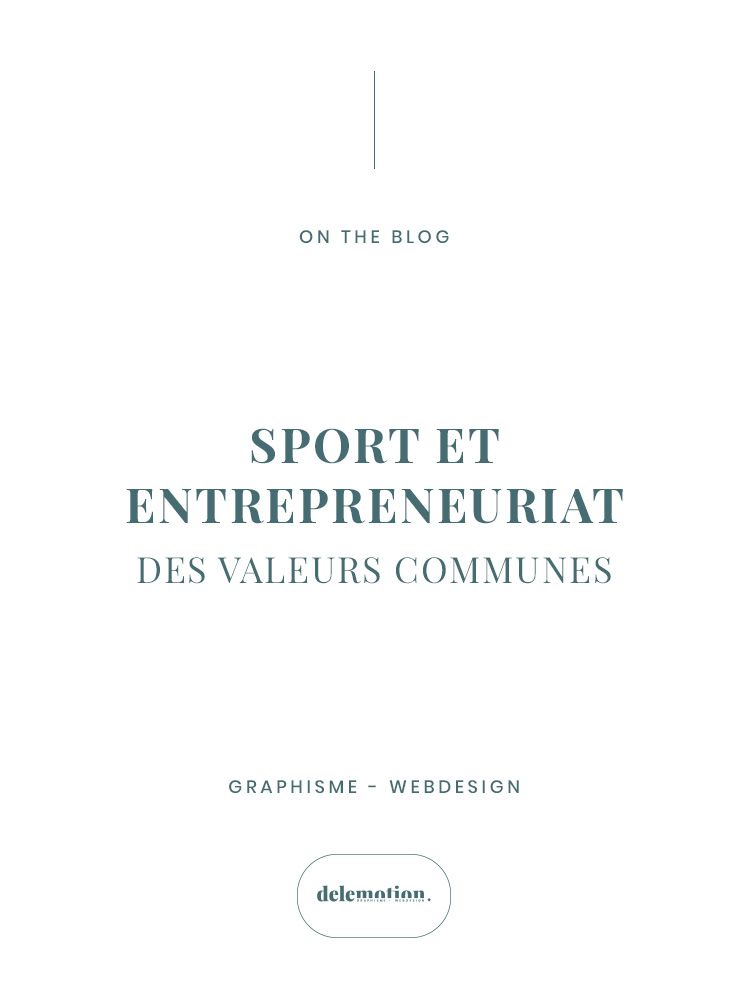 Sport et Entrepreneuriat Delemotion